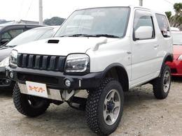 スズキ ジムニー 660 ワイルドウインド 4WD 社外ナビ フルセグTV リフトアップ