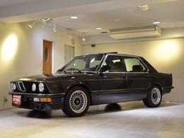BMWアルピナ B10 3.5 多摩33ナンバー NICOLE