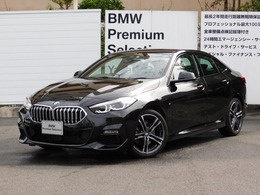 BMW 2シリーズグランクーペ 218i Mスポーツ デモカー ナビpkg ACC 18インチAW