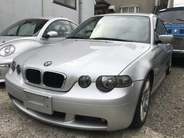 BMW 3シリーズコンパクト 318ti Mスポーツパッケージ ハーフレザー MT 左H