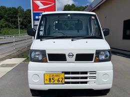 日産 クリッパートラック 660 DXエアコン付 4WD エアコン・パワステ・5MT