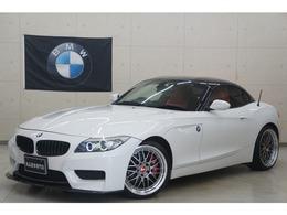 BMW Z4 sドライブ 20i Mスポーツパッケージ カスタム車19AWカーボンリップ オレンジ革