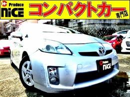 トヨタ プリウス 1.8 S ETC・純正オーディオデッキ・スマートキー
