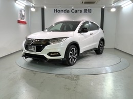 ホンダ ヴェゼル 1.5 RS ホンダセンシング 新車保証 禁煙試乗車 純正ナビ Rカメラ
