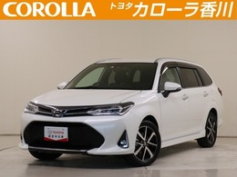 トヨタ カローラフィールダー 1.5 G W×B 純正メモリーナビ&TV・LED・ETC