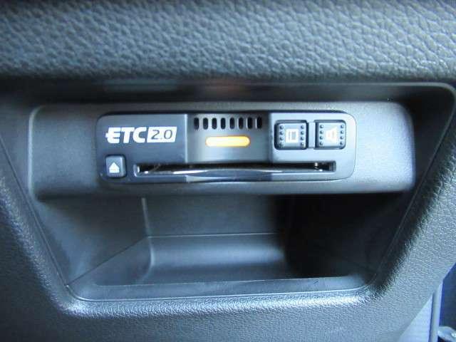 ETCも装備。お住まい近くのドライブだけでなく、県外へも高速道路を利用して是非お出かけください。料金所の通過もスムーズなので、大切な時間のロスも気になりません。
