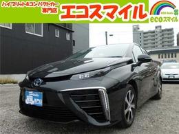 トヨタ MIRAI ベースモデル 純正9インチナビ Bカメラ シートヒーター
