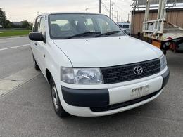 トヨタ プロボックスバン 1.5 DX 4WD 4WD PS エアB ナビ テレビ ETC