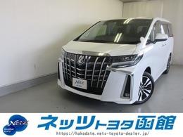 トヨタ アルファード 2.5 S 4WD ナビ・ETC・エンジンスターター付