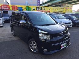 トヨタ ヴォクシー 2.0 ZS 煌 HDDナビ・TV・ETC・Bカメラ・HID・純正AW