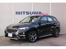 BMW X1 sドライブ 18i xライン コンフォートアクセス