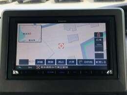 【 純正ナビゲーション 】ナビゲーションシステム装備なので不慣れな場所へのドライブも快適にして頂けます♪