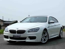 BMW 6シリーズグランクーペ 640i Mスポーツ ブラウンレザー サンルーフ