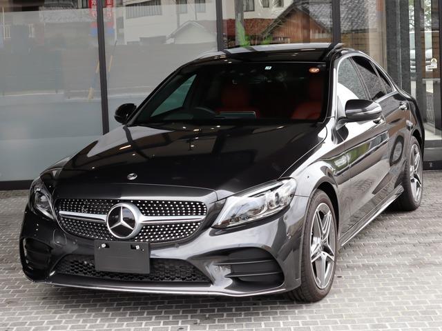 ◆2021y Mercedes-Benz C350eアバンギャルド AMG-Line レザーエクスクルーシブパッケージ 入庫致しました