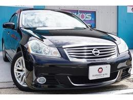 日産 フーガ 2.5 250GT タイプP 黒革エアシート純正HDDナビバックモニタ