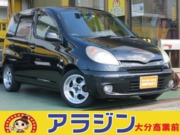 トヨタ ファンカーゴ 1.3 X リミテッド ペアベンチパッケージ 車検令和3年3月 社外ナビ フルセグTV