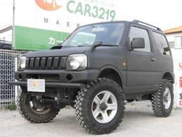 スズキ ジムニー 660 ランドベンチャー 4WD 4WD ラプターライナー塗装リフトアップ