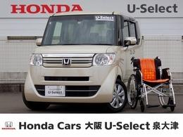 ホンダ N-BOX+ 660 G Lパッケージ 車いす仕様車 ワンオーナー 衝突軽減装置 アルミスロープ