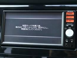 純正SDナビゲーション装備☆