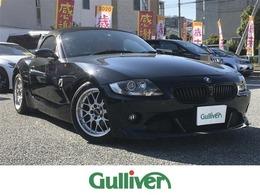 BMW Z4 ロードスター2.2i ロマンティック 社外ナビ フルセグ バックカメラ BBS