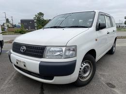 トヨタ プロボックスバン 1.3 DX 2WD パワステ エアB ETC ABS