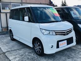 日産 ルークス 660 ハイウェイスター ターボ 4WD ナビ TV再生 バックカメラ ETC