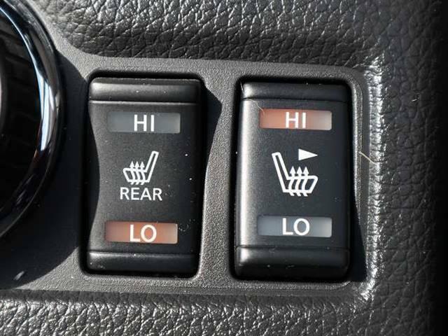 【シートヒーター】装備で寒い冬でも大活躍間違いなし!