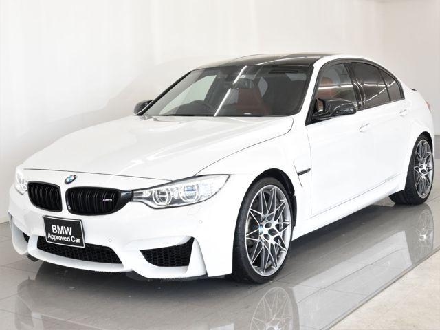 BMW M3セダン入荷致しました。