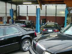 自社工場&保証付販売&輸入車専用積載車完備でアフターも安心♪