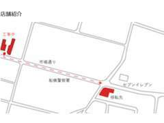 JR総武線東船橋駅北口より徒歩15分の立地です♪