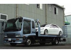 大型SUV車も積載可能なセーフティローダー 納車、引取り可能。