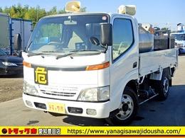 トヨタ トヨエース タンクローリー パワーゲート付 灯油軽油運搬 950L 5MT
