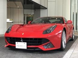 フェラーリ F12ベルリネッタ F1 DCT 社外マフラー純正有 PPF施工