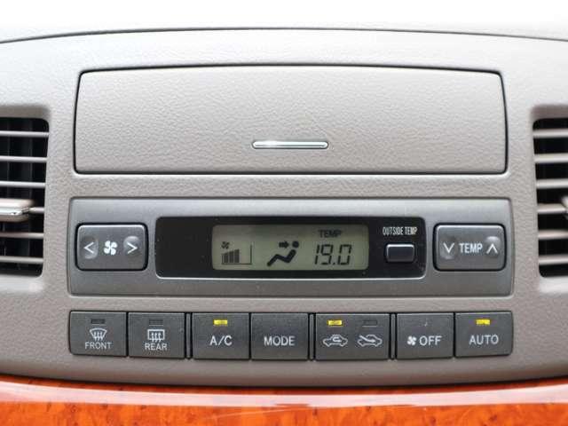 オートエアコン完備!!快適温度で楽しくドライブ♪♪