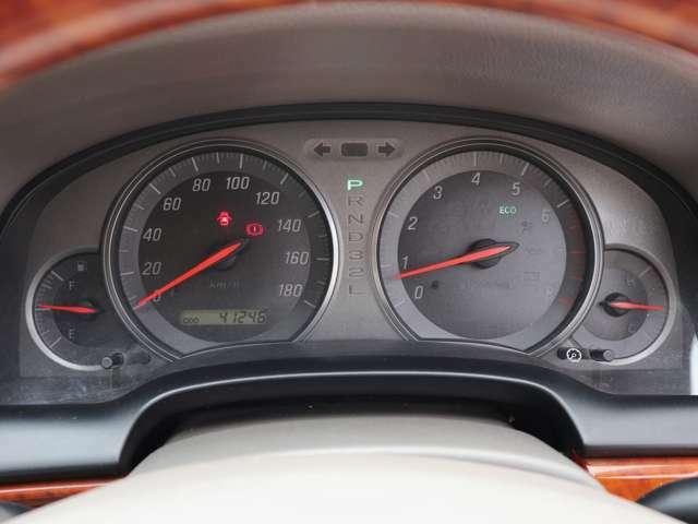 安心の走行管理システムで実走行販売です。