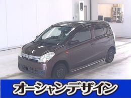 ダイハツ ミラ 660 カスタム X 4WD 検2年