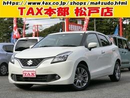 スズキ バレーノ 1.0 XT 走行1800キロ/本革シート/ターボ/RBS