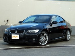BMW 3シリーズクーペ 320i Mスポーツパッケージ 純正HDDナビ/純正18インチAW