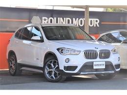 BMW X1 sドライブ 18i xライン 1年保証付 1オナ フルセグTVチューナー