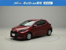トヨタ ヤリス 1.0 G トヨタ認定中古車