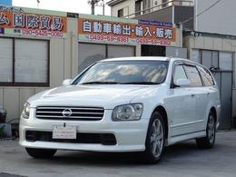 日産 ステージア 2.5 250t RX FOUR 4WD パワーシート キーレスターボ車4WD車114