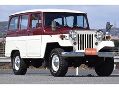 三菱 ジープ の中古車 J38 ガソリン NoxPM不適 1ナンバー 4G53 岡山県岡山市北区 140.0万円