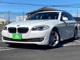 BMW 5シリーズツーリング 523d ブルーパフォーマンス ハイラインパッケージ 本革・HDDナビ・地デジ・シートヒーター