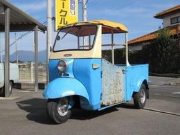 ダイハツ ミゼット DSAバーハンドル小型特殊自動車(農耕車)