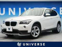 BMW X1 sドライブ 18i パーキングサポートPKG iDriveナビPKG 禁煙