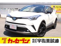 トヨタ C-HR ハイブリッド 1.8 G モード ネロ 1オーナー 禁煙車 セーフティセンス ETC