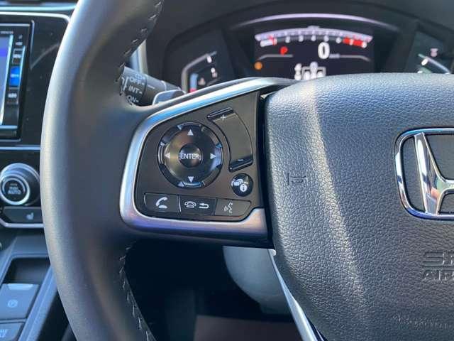 ★ステアリングスイッチ付きなので、走行中も安全にメディア操作可能です!