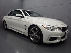 BMW 4シリーズカブリオレ の中古車 435i Mスポーツ 東京都府中市 316.0万円