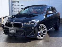 BMW X2 M35i 4WD 認定保証赤レザー・セレクトPKG・HUD・ACC
