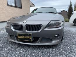 BMW Z4 ロードスター2.2i Fエアロバンパー